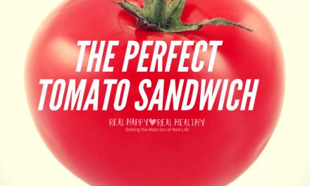The Perfect Tomato Sandwich