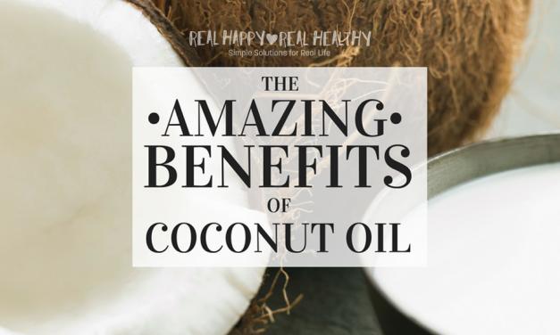 Coconut Oil: Amazing Benefits