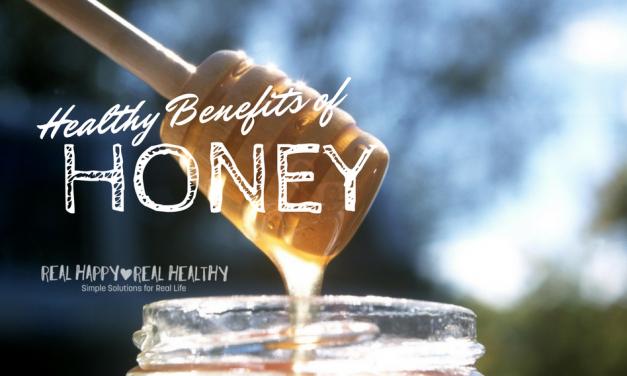 Healthy Benefits of Honey