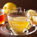 Healthy Honey & Lemon Drink