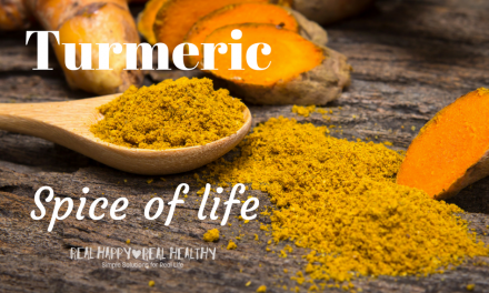 Turmeric: The Spice of Life